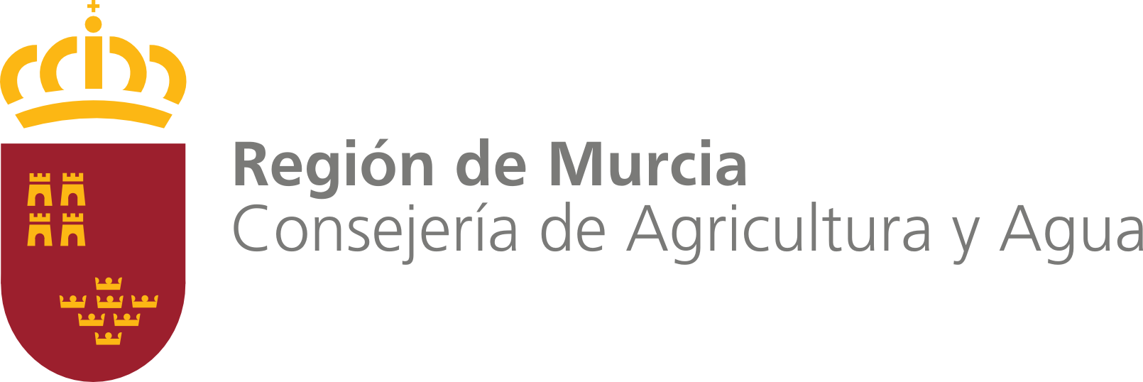 logo region de murcia consejeria de agricultura y agua